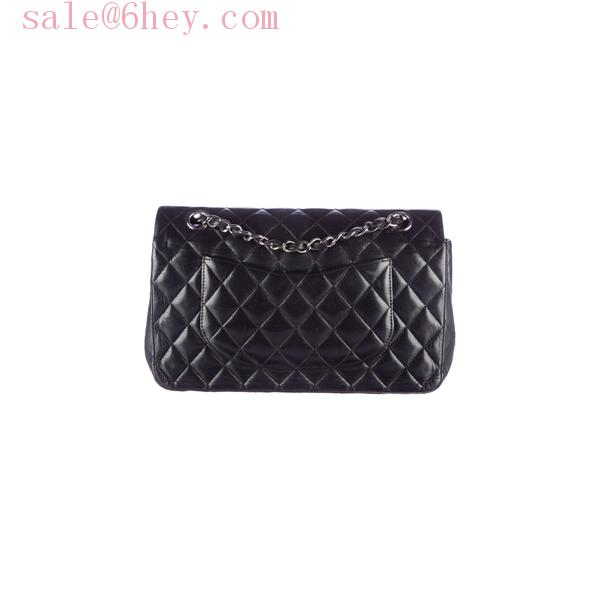 chanel black pouch