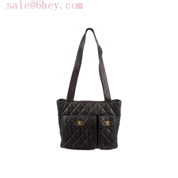 chanel classic flap bag caviar price