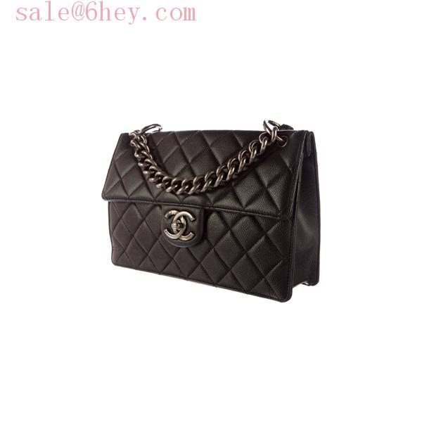 chanel classic flap bag patent leather