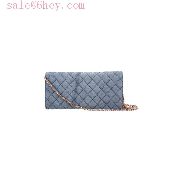 quilted nylon chanel bag